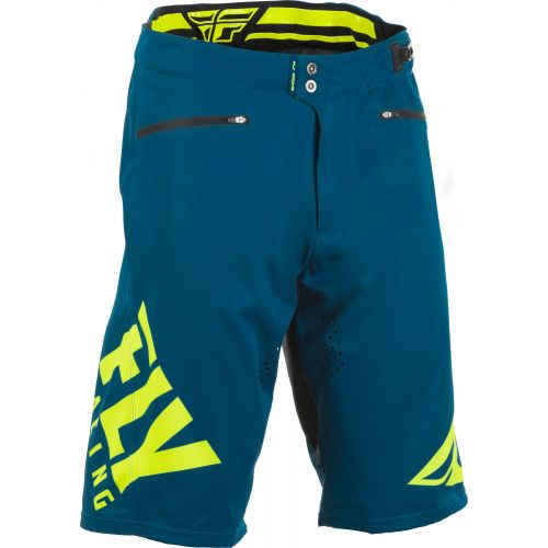 SHORT FLY RADIUM 2019 BLEU/JAUNE
