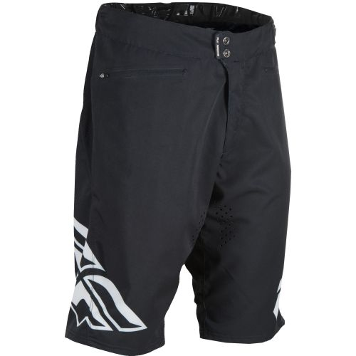 SHORT FLY RADIUM BLACK