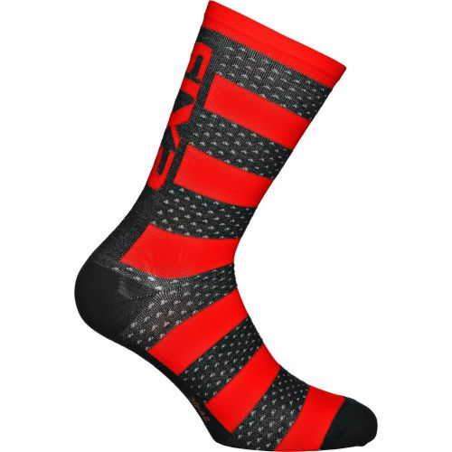 CHAUSSETTES SIXS LUXURY MERINOS, RED