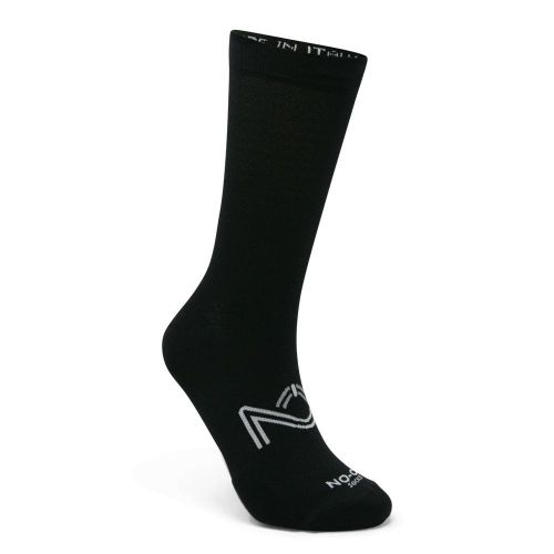 CHAUSSETTES SIXS NO-ON, BLACK