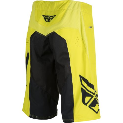 SHORT FLY RADIUM LIME BLACK