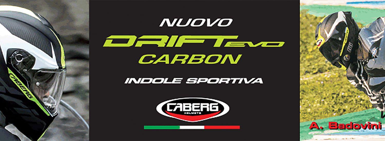 CABERG DRIFT EVO CARBONE
