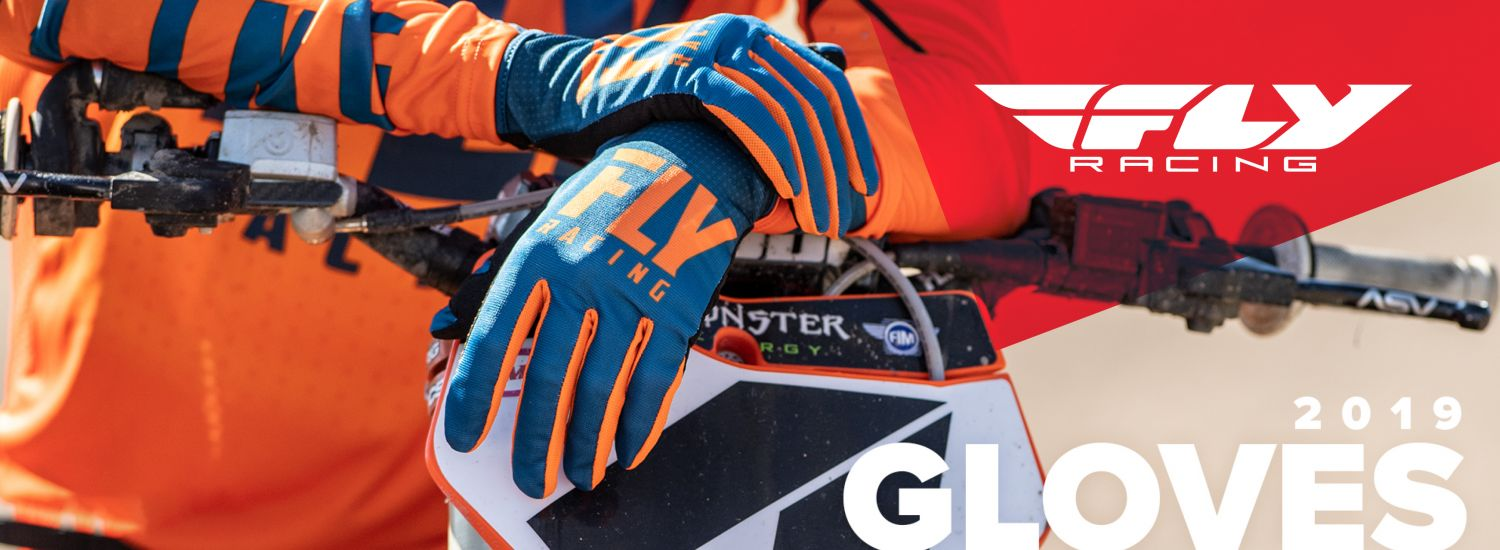 FLY RACING - Nouvelle collection de gants 2019