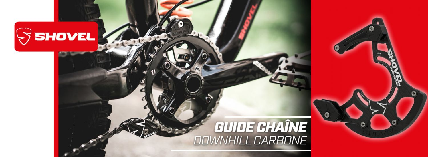 SHOVEL - GC DOWNHILL CARBON