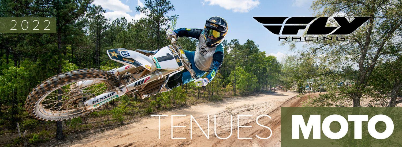 FLY 2020 - TENUES MOTO