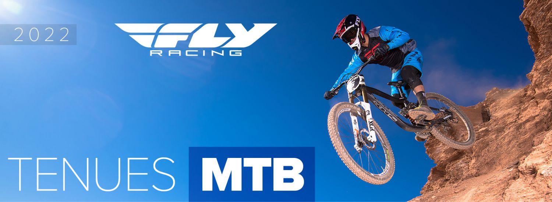 FLY 2020 - TENUES VTT