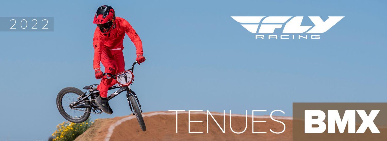 FLY 2020 - TENUES BMX
